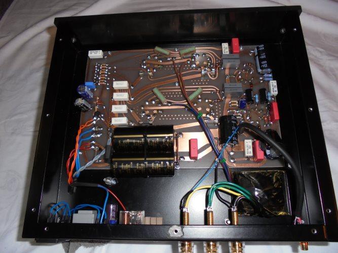 Thorhauge 150 Watt Push-Pull Monotrin